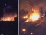 Final Moments Of Fatal Arizona Plane Crash Caught On Tape