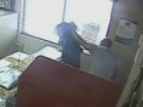 Florida Officer Beats His Daughter In School Office