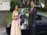 Father Takes Late Son's Girlfriend To Prom