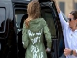Fashion Over Compassion: Media Focus On Melania's Clothing