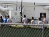 Fox News Tours Facility For Unaccompanied Migrant Children