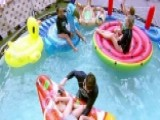 Floats, Games And More For Pool Party Fun