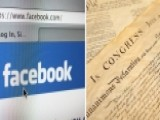 Facebook Labels Declaration Of Independence As Hate Speech