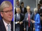 Former Australian Prime Minister On NATO, Trade Tensions