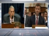 Fiery Highlights From Chaotic Strzok Hearing