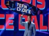 Fan Favorites Honored At The Teen Choice Awards