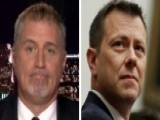 Former FBI Agent Praises Decision To Fire Peter Strzok