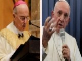 Former Vatican Diplomat Calls For Pope Francis To Resign