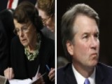 Feinstein Sends Kavanaugh 'matter' To FBI A Week Before Vote