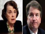 Feinstein Making Last-minute Attempt To Derail Kavanaugh?