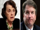 Feinstein Hands Over Letter Accusing Kavanaugh Of Misconduct