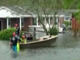 Florence Forces Evacuation Of Hundreds Of Nursing Homes