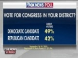 Fox Poll: Health Care Boosts Dems In Upcoming Elections
