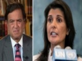 Former UN Amb. Richardson On Picking Haley's Replacement