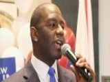 Florida Gubernatorial Candidate Signs Anti-police Pledge
