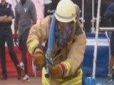 Firefighter Combat Challenge Tests The Best Of The Best