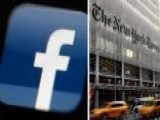 Facebook-New York Times Fight Gets Ugly