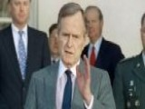 Fallout From George H.W. Bush Breaking 'no New Taxes' Pledge
