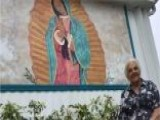 Florida Woman Fighting To Keep Painting Of Virgin Mary On Mobile Home