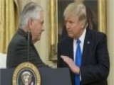 Former Sec. Of State Tillerson Gives Candid Remarks On Trump