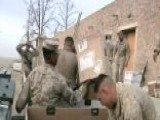 Group Sends Badly Needed Supplies To Troops Overseas