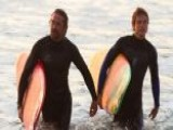 Gerard Butler Hits The Waves In 'Chasing Mavericks'