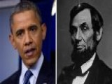 Grapevine: News Anchor Compares Obama To Lincoln