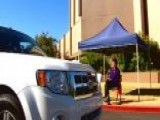 God On The Go: Church Offers Drive-thru Prayer Service
