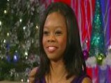 Gabby Douglas Takes 'Leap Of Faith'