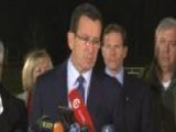 Gov. Malloy: 'Evil Visited This Community Today'