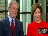 George W. Bush, Laura Bush Reflect On The Presidency