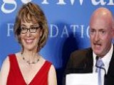 Gabrielle Giffords Calls For More Gun Control