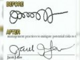 Grapevine: Jack Lew Working On His Signature
