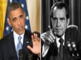 Growing Scandals Draw Comparison To Nixon Presidency