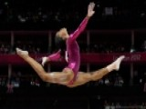 Gabby Douglas Flips For Sony