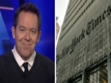 Gutfeld: NYT Gets Gold In Suck-up Olympics
