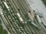 Georgia Governor Apologies For Atlanta Traffic Nightmare