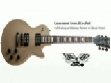 Gibson Commemorates Federal Raid With New Guitar Series
