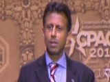 Gov. Bobby Jindal Speaks At CPAC