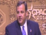 Gov. Chris Christie Speaks At CPAC