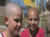 Girl Who Shaved Head In Cancer Solidarity Barred From School