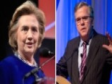 Growing Talk Of Jeb Bush Vs. Hillary Clinton In 2016