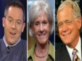 Gutfeld: Sebelius 'now Free' For Letterman Job