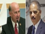 GOP Lawmaker's Harsh Holder Scrutiny: Fair Or Unfair?