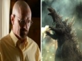 Godzilla Vs. Walter White? Cranston Picks A Winner