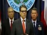 Gov. Perry Deploying 1,000 National Guardsmen To The Border?