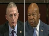 Gowdy, Cummings Open First Public Hearing On Benghazi Attack