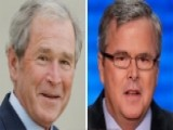 George W. Bush Says Brother Wants To Be President