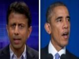 Gov. Bobby Jindal Questions President Obama's Ebola Response