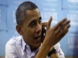 Grapevine: President Obama Forgets His BlackBerry